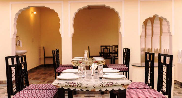 budget hotel in ranthambore